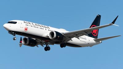 C-FSNQ - Boeing 737-8 MAX - Air Canada