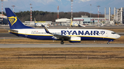 9H-QBP - Boeing 737-8AS - Ryanair (Malta Air)
