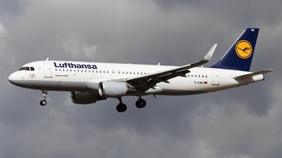 A picture of DAIWA - Airbus A320214 - Lufthansa - © Moritz Babl