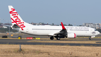 A picture of VHYFI - Boeing 7378FE - Virgin Australia - © Andrew Wu