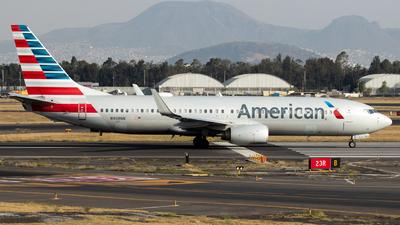 N908NN - Boeing 737-823 - American Airlines