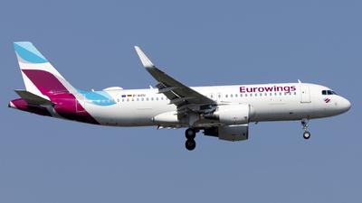 A picture of DAIZU - Airbus A320214 - Eurowings - © Kris Van Craenenbroeck