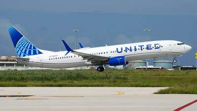 N38417 - Boeing 737-924ER - United Airlines