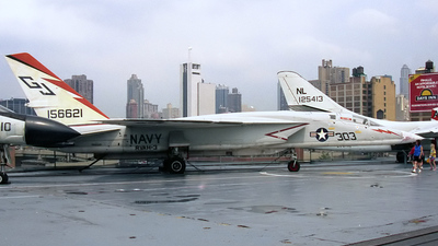 156621 - North American RA-5C Vigilante - United States - US Navy (USN)