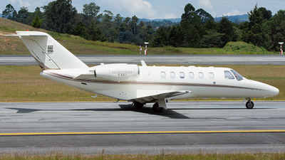 FAC5766 - Cessna 525 Citation CJ2 - Colombia - Air Force