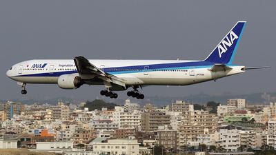 JA753A - Boeing 777-381 - All Nippon Airways (ANA)