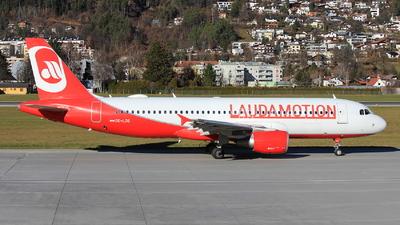 OE-LOE - Airbus A320-214 - LaudaMotion