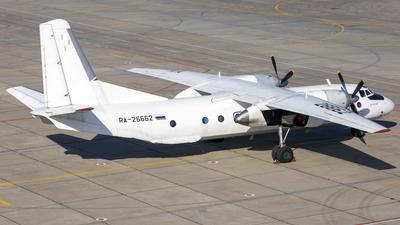 RA-26662 - Antonov An-26 - Turuhan Avia