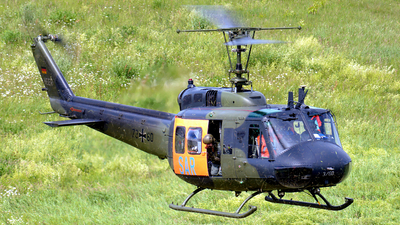 73-60 - Bell UH-1D Huey - Germany - Army