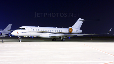 B-8101 - Bombardier BD-700-1A10 Global Express - Private