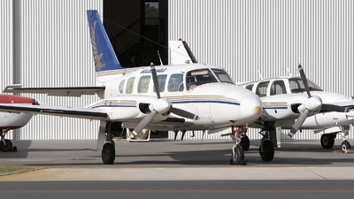 A picture of VHFML - Piper PA31 Navajo - [318112015] - © Brenden
