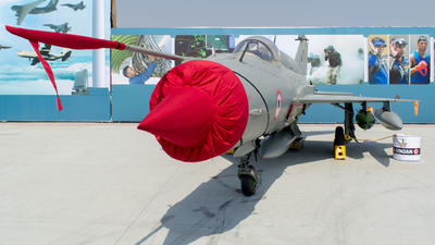 CU2280 - Mikoyan-Gurevich Mig-21UPG Bison - India - Air Force