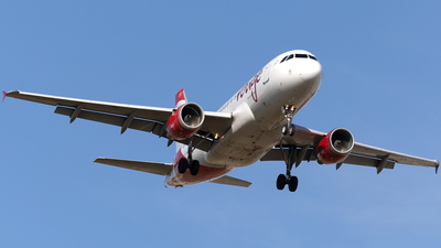 C-FYJH - Airbus A319-114 - Air Canada Rouge