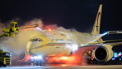 A picture of CNRGT - Boeing 7878 Dreamliner - Royal Air Maroc - © Mark Brandon