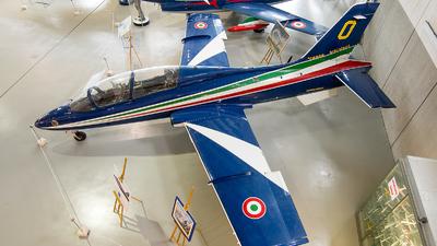 MM54485 - Aermacchi MB-339PAN - Italy - Air Force