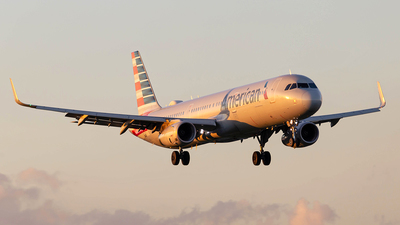 N149AN - Airbus A321-231 - American Airlines