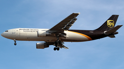 N160UP - Airbus A300F4-622R - United Parcel Service (UPS)