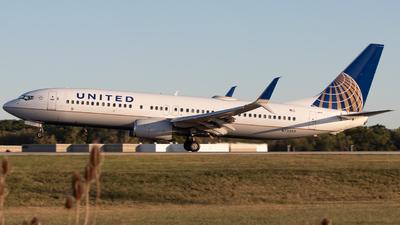 N73259 - Boeing 737-824 - United Airlines