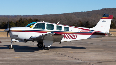 N3111D - Beechcraft A36 Bonanza - Private