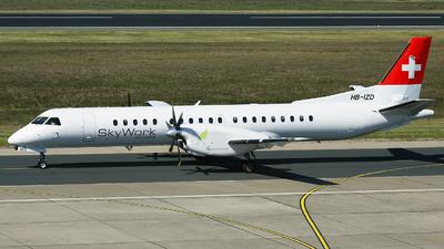 HB-IZD - Saab 2000 - Sky Work Airlines