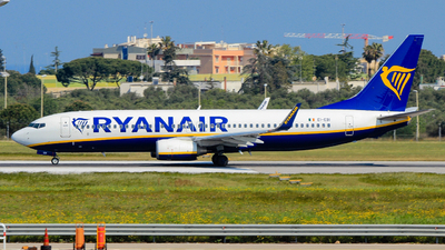 EI-EBI - Boeing 737-8AS - Ryanair