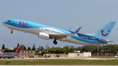 G-FDZE - Boeing 737-8K5 - TUI