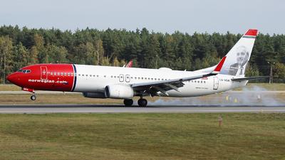 LN-NGA - Boeing 737-8JP - Norwegian
