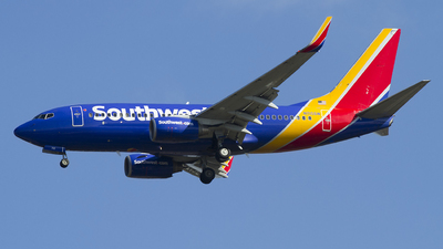 N715SW - Boeing 737-7H4 - Southwest Airlines