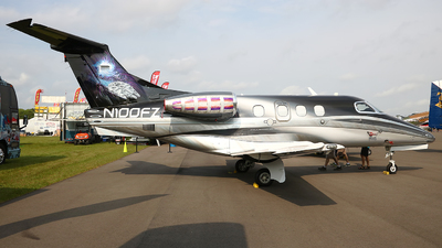 N100FZ - Embraer 500 Phenom 100 - Private