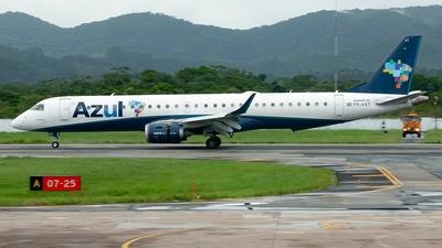 A picture of PRAXT - Embraer E195AR - Azul Linhas Aereas - © CACSPOTTER