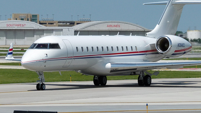 N304CC - Bombardier BD-700-1A10 Global Express XRS - Private