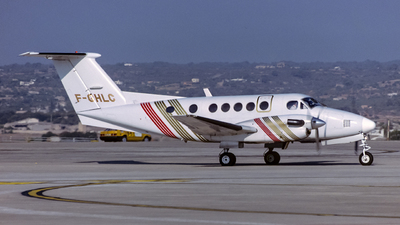F-GHLC - Beechcraft 200 Super King Air - Airlec Air Espace