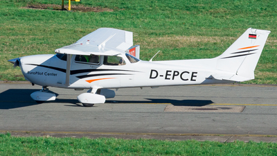 D-EPCE - Cessna 172S Skyhawk SP - EuroPilot Center