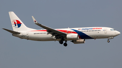 A picture of 9MMXO - Boeing 7378H6 - Malaysia Airlines - © Aneesh Bapaye