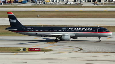 N186US - Airbus A321-211 - US Airways
