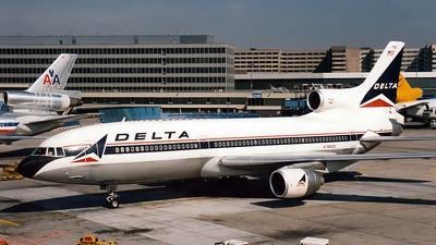 N755DL - Lockheed L-1011-500 Tristar - Delta Air Lines