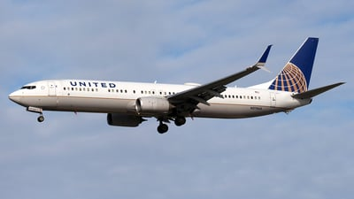 N37464 - Boeing 737-924ER - United Airlines