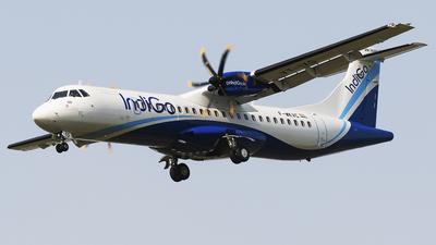 F-WKVC - ATR 72-212A(600) - IndiGo Airlines