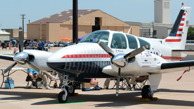 N6024Q - Beechcraft T-42A Cochise - Private
