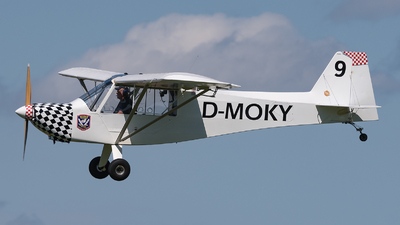 D-MOKY - Rans S-7 Courier - Private