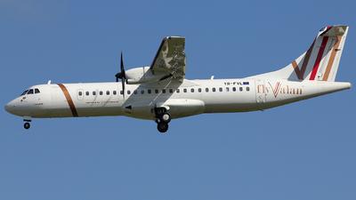 YR-FVL - ATR 72-212A(500) - Fly Valan