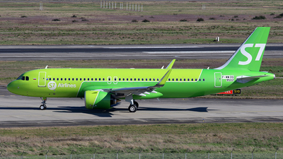 F-WWDG - Airbus A320-271N - Siberia Airlines
