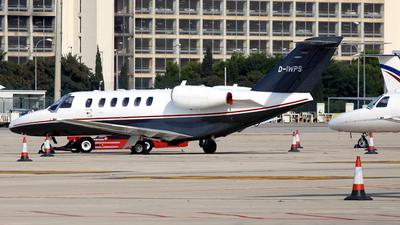 A picture of DIWPS - Cessna 525A CitationJet CJ2+ - [525A0496] - © Javier Rodriguez - Amics de Son Sant Joan