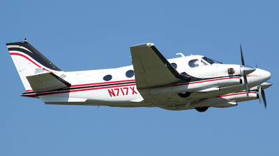 N717X - Beechcraft C90 King Air - Private