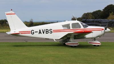G-AVBS - Piper PA-28-180 Cherokee C - Private