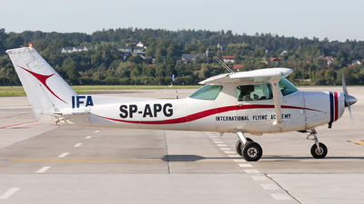 SP-APG - Cessna A152 Aerobat - Private