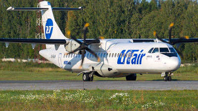 A picture of VQBLM - ATR 72500 - UTair - © Alexey Litvinov