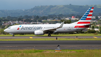 A picture of N886NN - Boeing 737823 - American Airlines - © Cristian Quijano