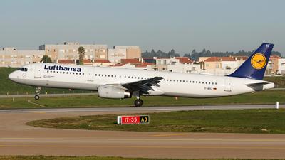 A picture of DAISZ - Airbus A321231 - Lufthansa - © Rui Marques