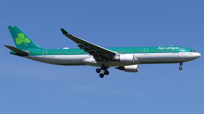 A picture of EIFNG - Airbus A330302 - Aer Lingus - © Maximilian Haertl